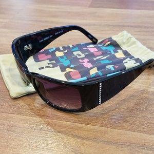 Fossil Black Sunglasses